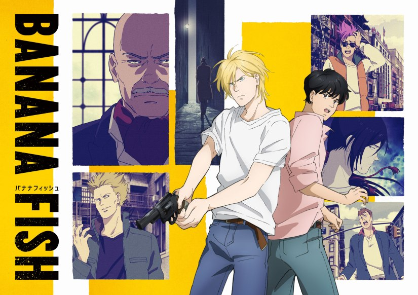 REVIEW: Banana Fish (Episode 12)