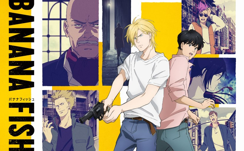 REVIEW: Banana Fish (Episode 1-4)