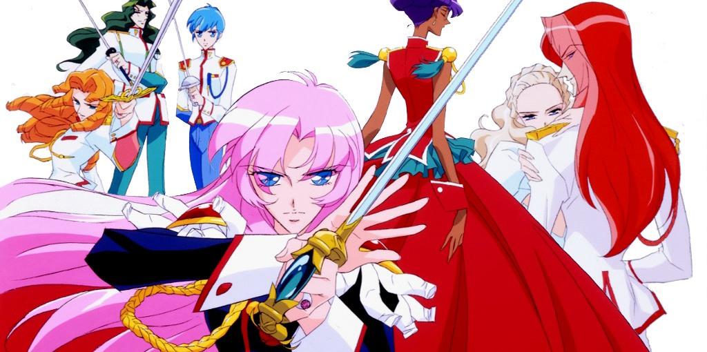 REVIEW: Revolutionary Girl Utena – Gay Anime Symposium