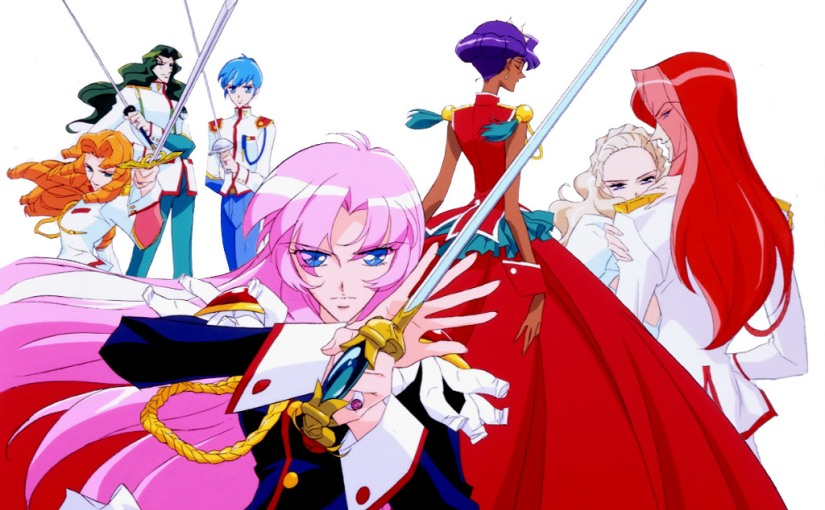REVIEW: Revolutionary Girl Utena