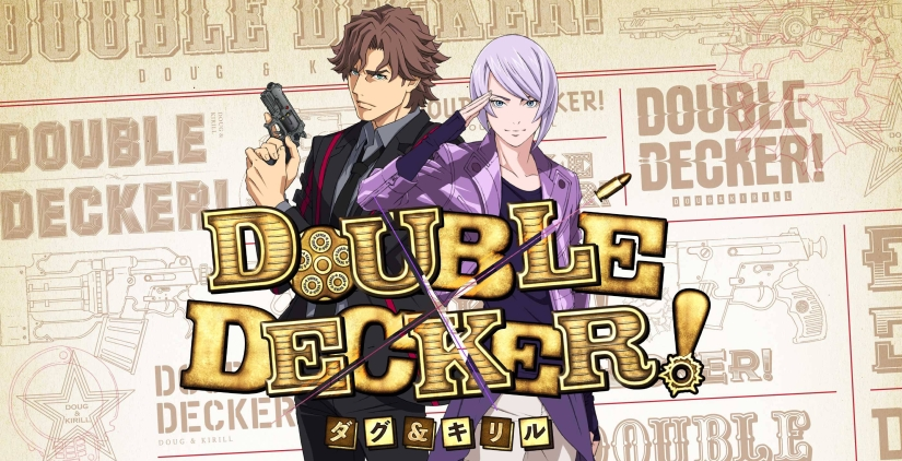 REVIEW: Double Decker! Doug & Kirill (Episode 1-3)