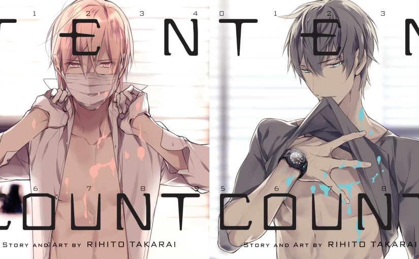 REVIEW: Ten Count [Manga] (Vol 1-3)